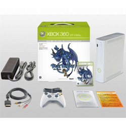 Xbox360 コアシステム ブルードラゴン プレミアムパック 通常版