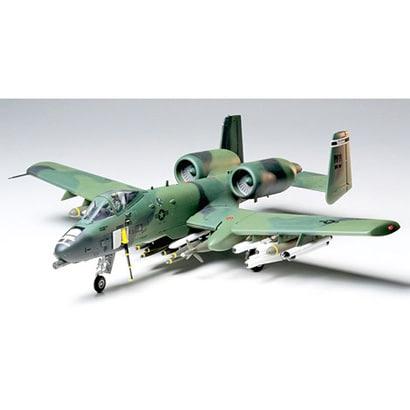 61028 フェアチャイルド・リパブリック A-10A サンダーボルトII [1/48 傑作機シリーズ]