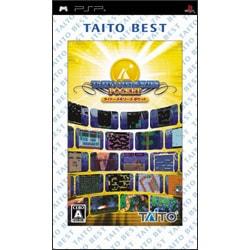 タイトーメモリーズ ポケット (TAITO BEST) [PSPソフト]