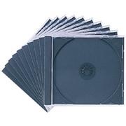 FCD-N30BK [DVD/CDケース ブラック 1枚収納×30枚入]
