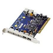 LHA-FU2V [PCIバス用 IEEE1394&USB 2.0 I/Fボード]