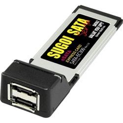 SATA-EC300 [Serial ATA Express Card SUGOI SATA]