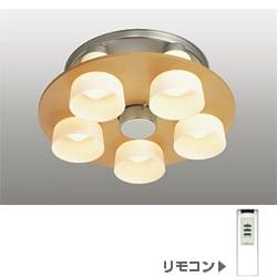 シャンデリア TGR-6532(8-10畳・リモコン付) moca(モカ)