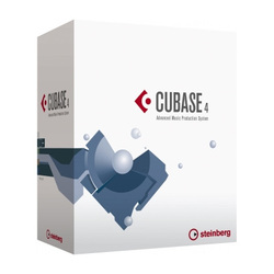 CUBASE 4 [ミュージックプロダクションシステムソフトウェア]