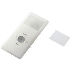 AVD-SCRANN2CR (クリア) [2nd iPod nano用 シリコンケースセット]