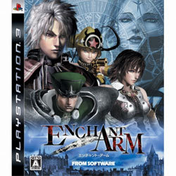 ENCHANT ARM (エンチャント・アーム) [PS3ソフト]