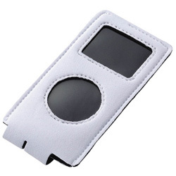 AVD-NPCANN2WH (ホワイト) [iPod nano(2nd/1st)用 ストレッチケース]