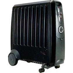 オイルヒーター(木造4畳まで コンクリート造10畳まで) ROF14TJB(ブラック) CADIZオイルヒーター