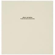 アH-LD-191-W [フエルアルバムDigio ドゥ ファビネ 100年台紙 Lサイズ ホワイト]