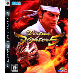 Virtua Fighter 5 [PS3ソフト]
