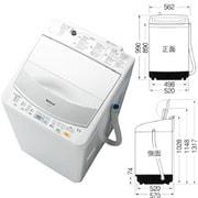 NA-FV550-S [乾燥一体型洗濯機 5.5kg ホワイトシルバー]