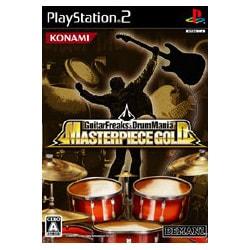 GuitarFreaks&DrumMania MASTERPIECE GOLD [PS2ソフト]
