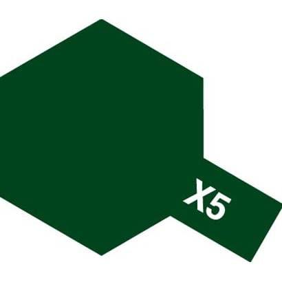 81505 [アクリルミニ X-5 グリーン 光沢]