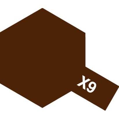 81509 [アクリルミニ X-9 ブラウン 光沢]