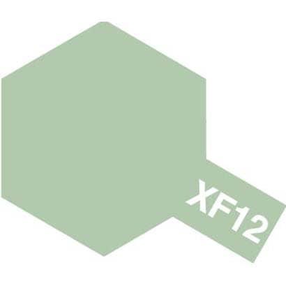 81712 [アクリルミニ XF-12 明灰白色 つや消し]