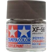 81756 [アクリルミニ XF-56 メタリックグレイ つや消し]