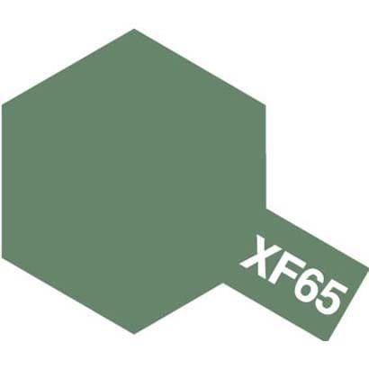 81765 [アクリルミニ XF-65 フィールドグレイ つや消し]