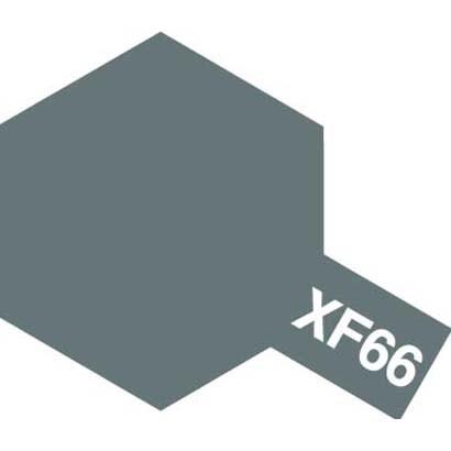 81766 [アクリルミニ XF-66 ライトグレイ つや消し]