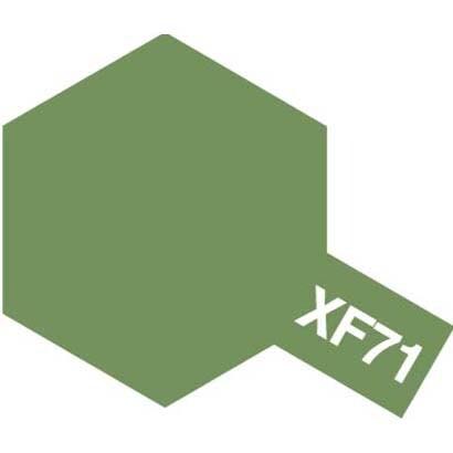 81771 [アクリルミニ XF-71 コックピット色(日本海軍) つや消し]