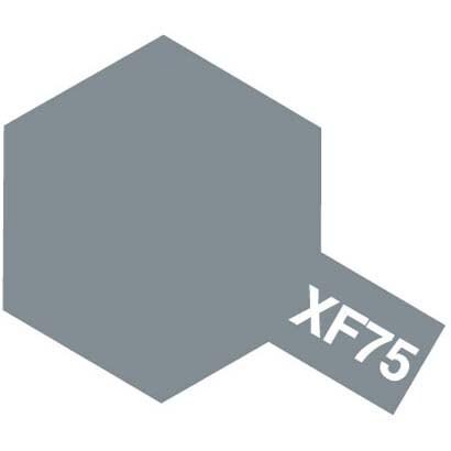 81775 [アクリルミニ XF-75 呉 海軍工廠グレイ(日本海軍) つや消し]
