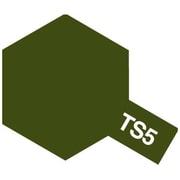 85005 [タミヤカラースプレー TS-5 オリーブドラブ1 つや消し]