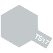 85017 [タミヤカラースプレー TS-17 アルミシルバー]