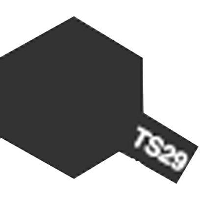 85029 [タミヤカラースプレー TS-29 セミグロスブラック]