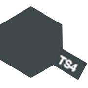 85004 [タミヤカラースプレー TS-4 ジャーマングレイ つや消し]
