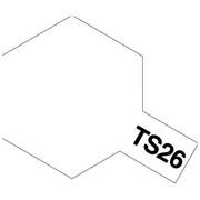 85026 [タミヤカラースプレー TS-26 ピュアホワイト]