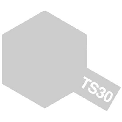85030 [タミヤカラースプレー TS-30 シルバーリーフ]