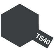 85040 [タミヤカラースプレー TS-40 メタリックブラック]