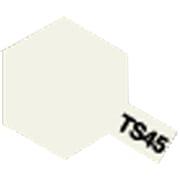 85045 [タミヤカラースプレー TS-45 パールホワイト]
