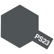 86023 [ポリカーボネートスプレー PS-23 ガンメタル]