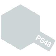 86048 [ポリカーボネートスプレー PS-48 サテンシルバーアルマイト]