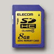 MF-FSDH08G [SDHCカード CLASS4 8GB]