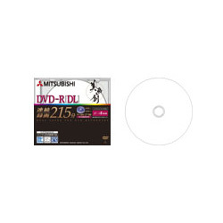 VHR21YDP1 [録画用メディア 片面2層DVD-R 215分 2-4倍速対応 1枚]