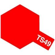 85049 [タミヤカラースプレー TS-49 ブライトレッド]