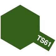 85061 [タミヤカラースプレー TS-61 NATOグリーン つや消し]