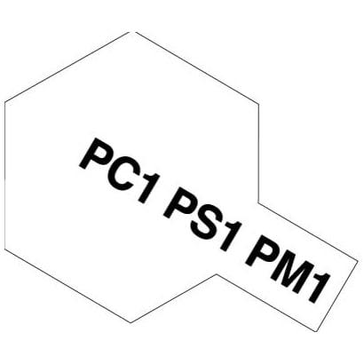 86001 [ポリカーボネートスプレー PS-1 ホワイト]