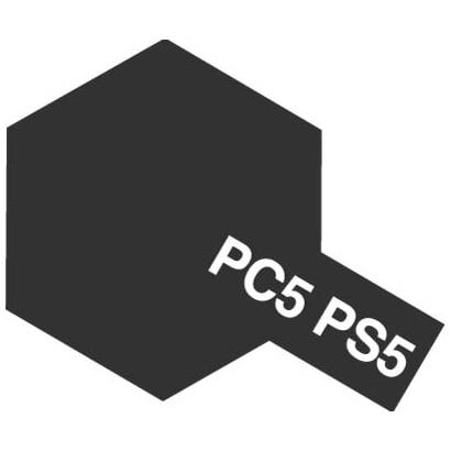 86005 [ポリカーボネートスプレー PS-5 ブラック]