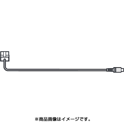 CA-LNRC10D [リヤビューカメラRCA変換ケーブル 1m]
