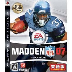 MADDEN NFL 07 英語版 [PS3ソフト]