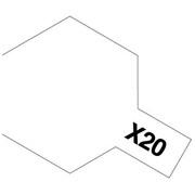 80030 [タミヤカラー エナメル塗料 X-20 溶剤大びん 光沢 40mL]