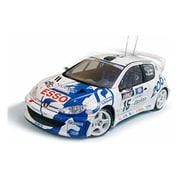 24221 プジョー 206 WRC [1/24 スポーツカーシリーズ]