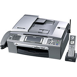 MFC-860CDN [複合型ファックス(子機1台) MyMio(マイミーオ)]