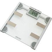 体脂肪体重計 BS-210SV(シルバー) ドクター・スキャン