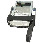 CERS-BK [SATA接続 3.5インチ リムーバブルハードディスクケース 技あり!楽ラックJr./ブラックモデル]