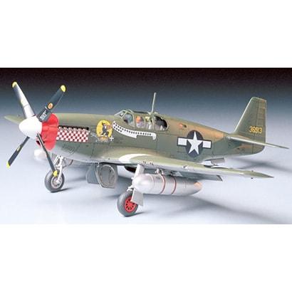 61042 ノースアメリカン P-51B マスタング [1/48 傑作機シリーズ]