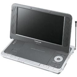 DVD-LX87-S [8.5V型 ポータブルDVDプレーヤー ワンセグチューナー内蔵]