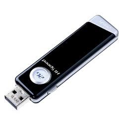 UFD-RH2G2 [USB2.0対応フラッシュメモリ 2GB Ready Boost対応]
